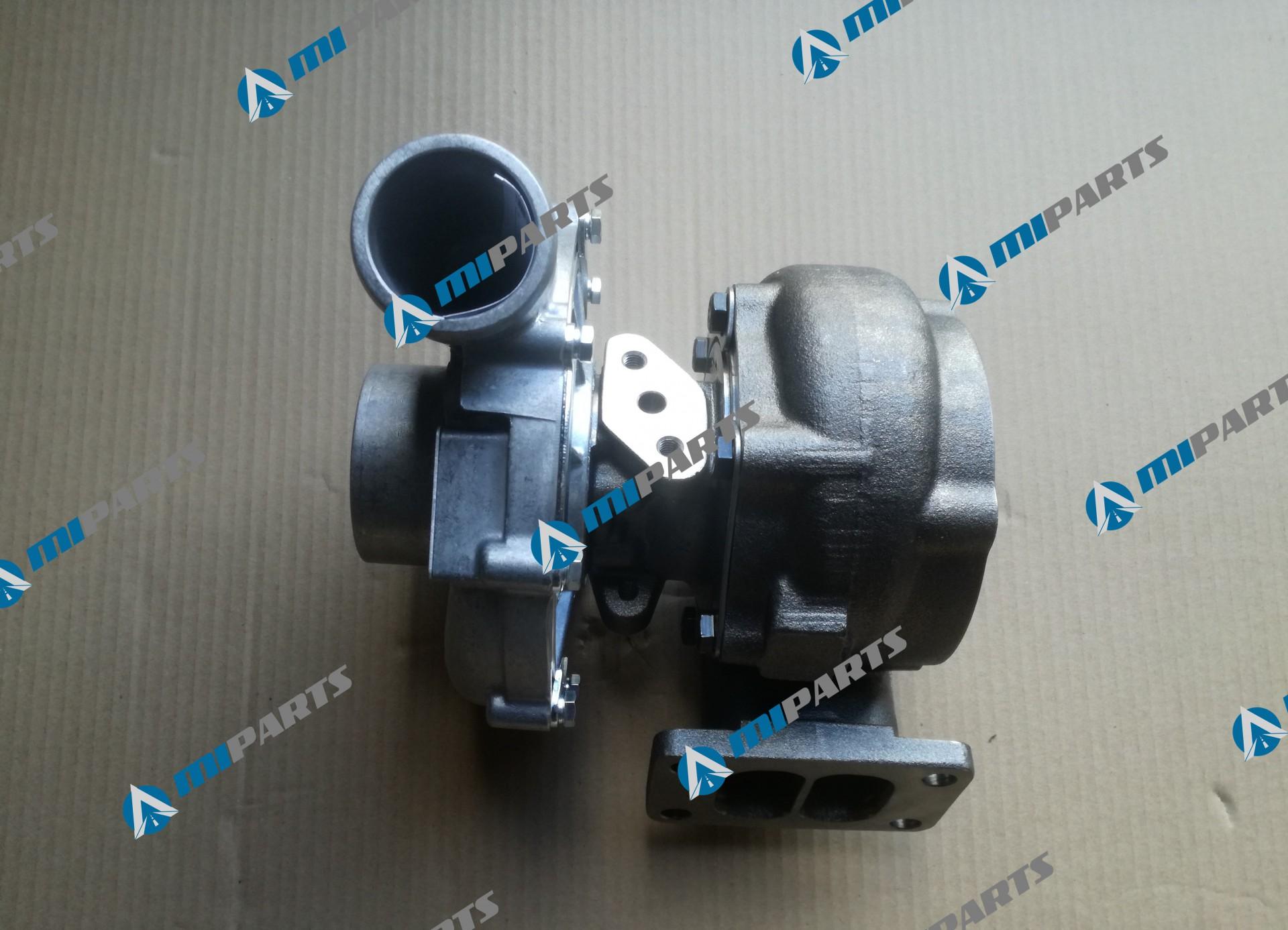 К27-145-02 Турбокомпрессор фото запчасти