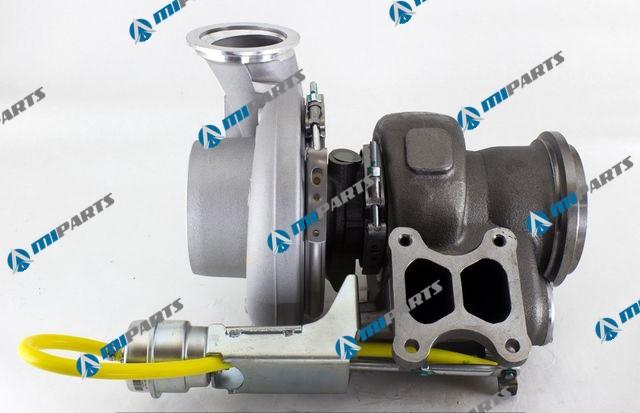 4089754 MP Турбокомпрессор HX55 фото запчасти
