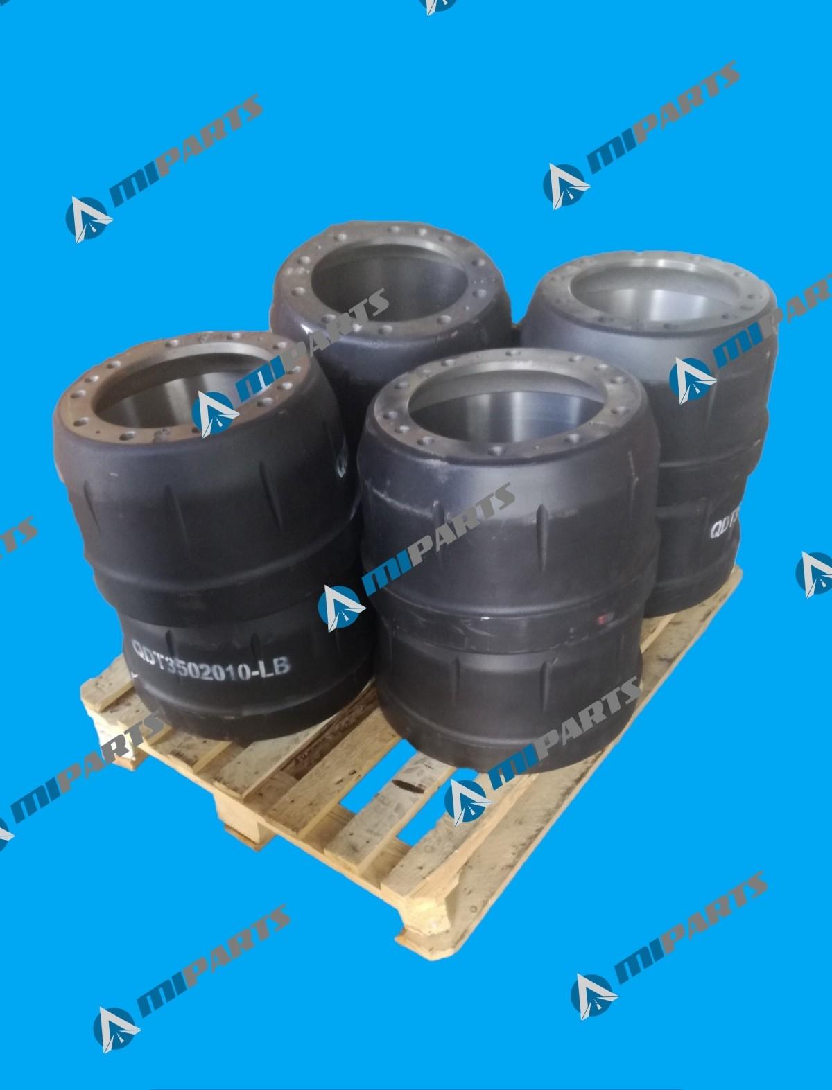 QDT3502010-LB Тормозной барабан 6520 фото запчасти