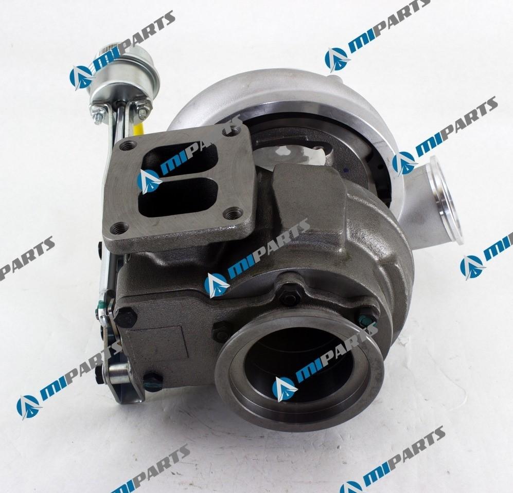 3787729 MP Турбокомпрессор HE400WG фото запчасти