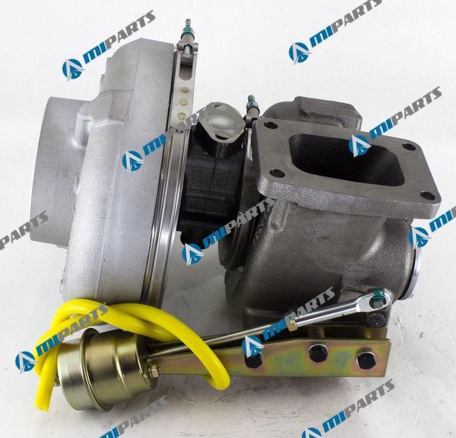 4955813 MP Турбокомпрессор HX60W фото запчасти