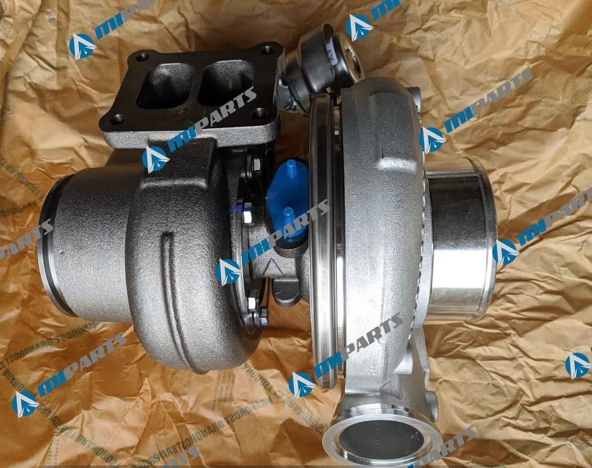 JP100 Турбокомпрессор Евро 5 фото запчасти