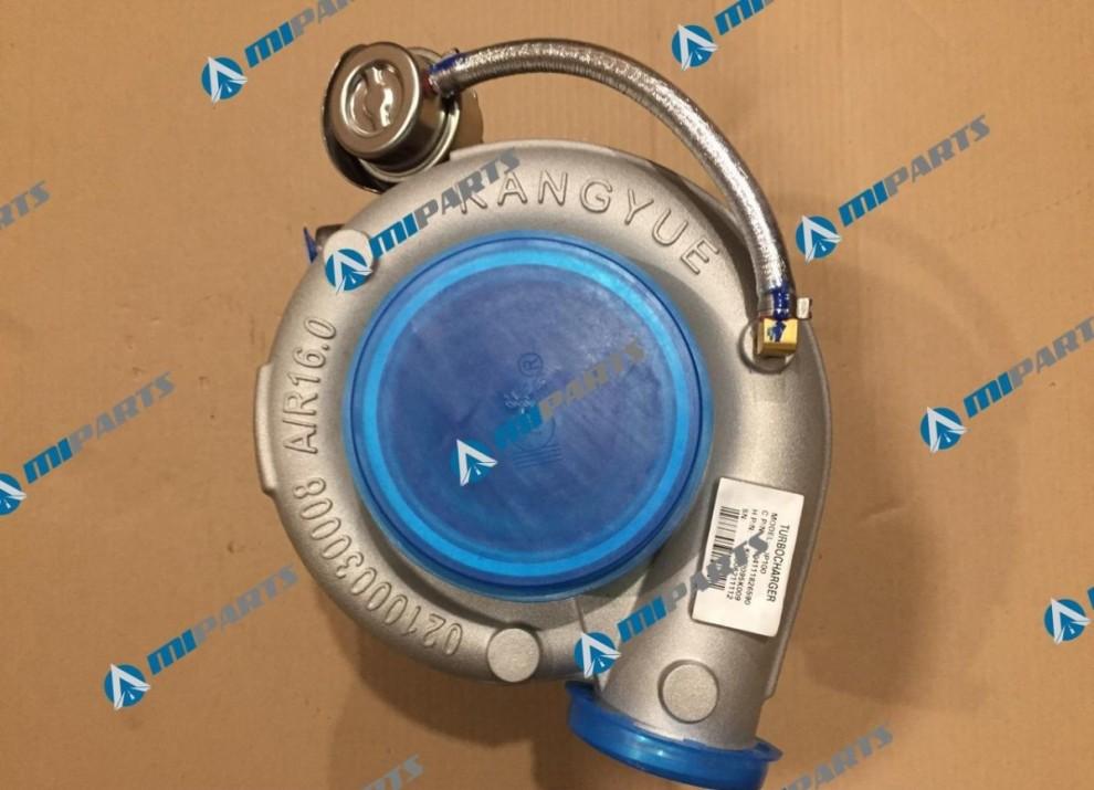 JP100 Турбокомпрессор Евро 5 - фото запчасти