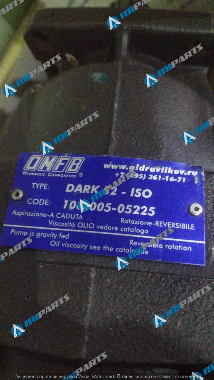 DARK 52 Насос плунжерный - фото запчасти