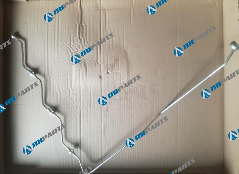 740.70-1104370 Трубка топливная дренажная правая фото запчасти