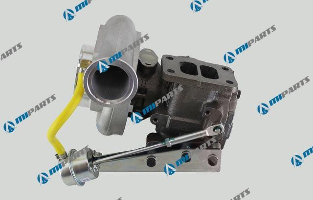 3960478 MP Турбокомпрессор HХ35W QSB 6,7 - фото запчасти