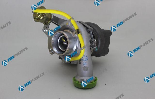 56201970023 MP Турбокомпрессор S200G - фото запчасти
