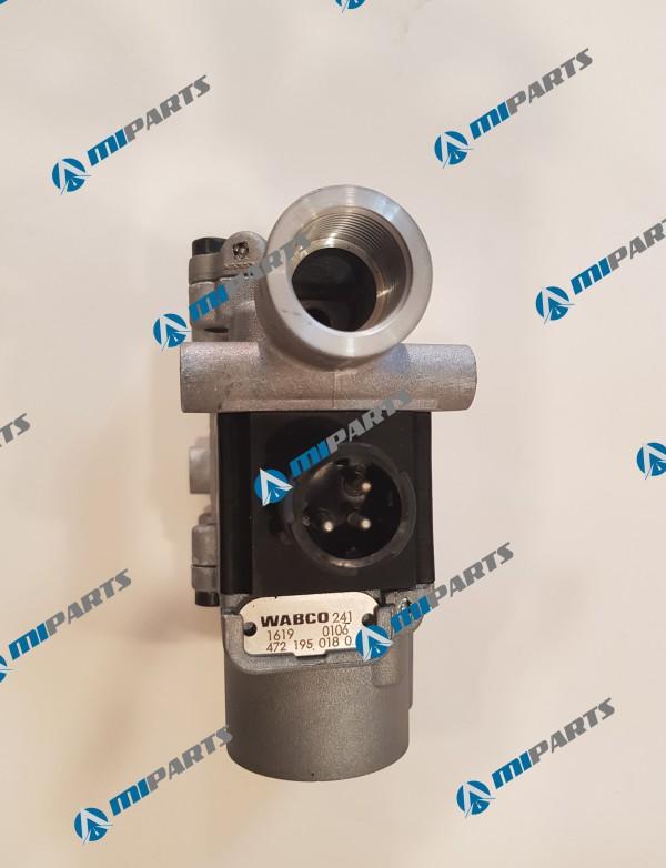4721950180 Магнитный клапан ABS - фото запчасти