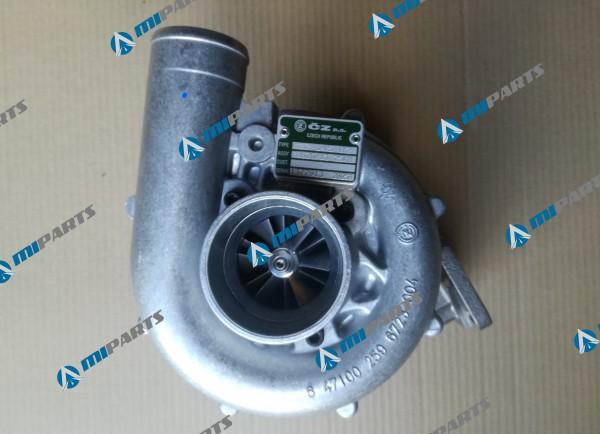 К27-145-02 Турбокомпрессор - фото запчасти
